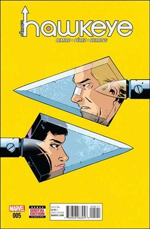 All-New Hawkeye (2016) 5-A