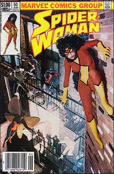 Spider-Woman (1978) 50-A by Marvel