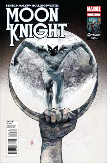 Moon Knight (2011) 12-A by Marvel