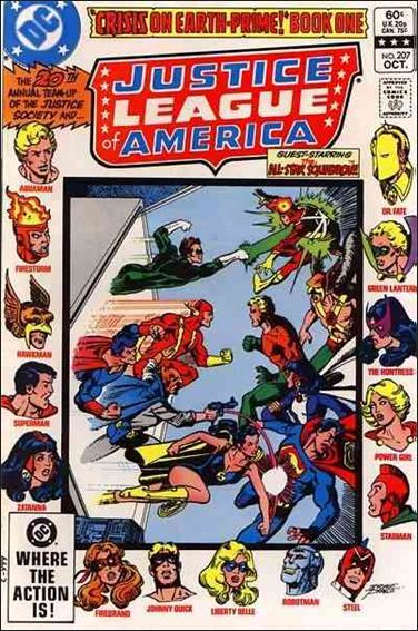 Justice League of America (1960) 207-A by DC
