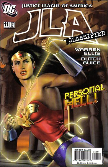 JLA: Classified 11-A by DC