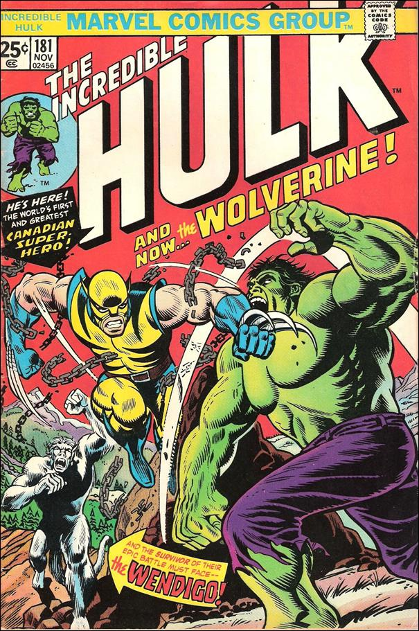 Incredible Hulk (1968) 181-A by Marvel
