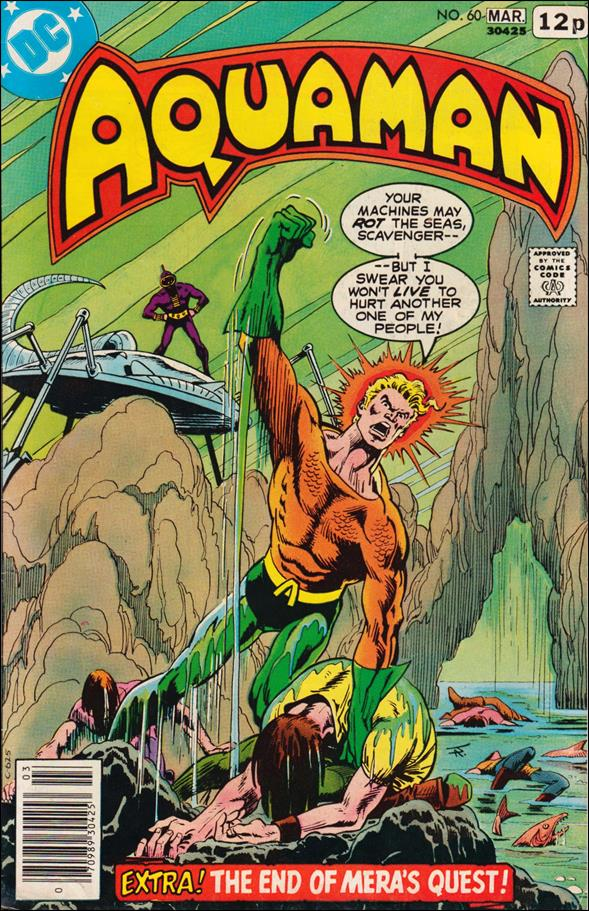 Aquaman (1962) 60-B by DC