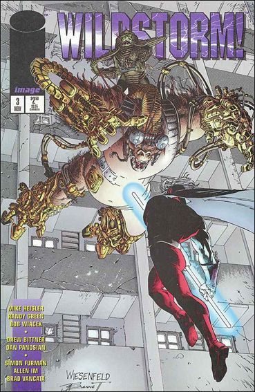 WildStorm! 3-A by Image
