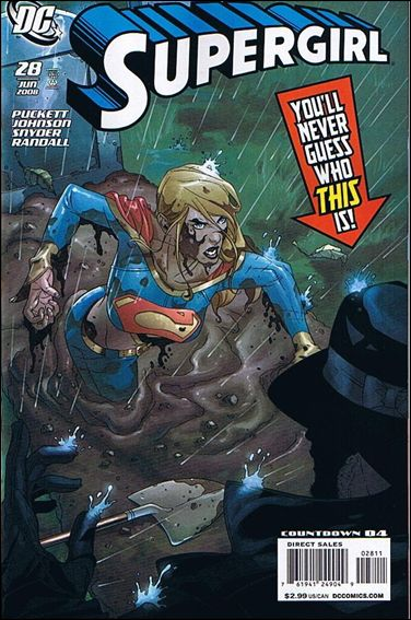 Supergirl (2005) 28-A by DC