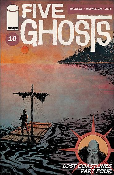 Five Ghosts 10-A by Image