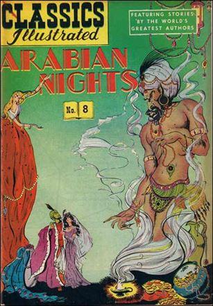 Classic Comics/Classics Illustrated 8-E