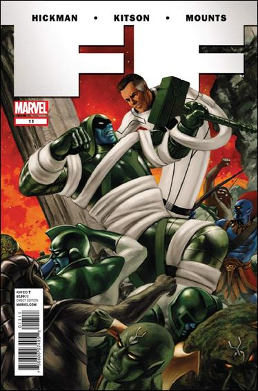 FF (2011) 11-A by Marvel
