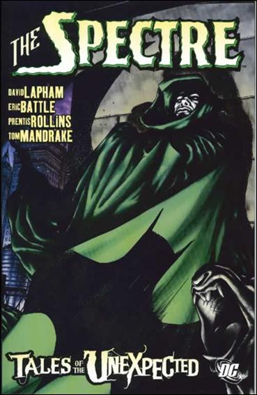 Spectre: Tales of the Unexpected nn-A by DC