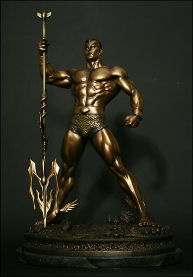 Marvel Statues (Bowen) Faux Bronze Namor 1/200 by Bowen Designs