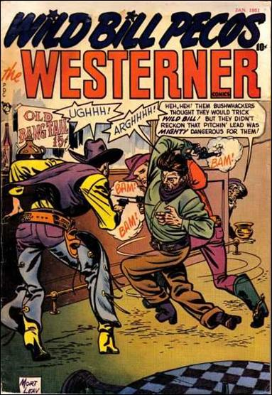 Westerner (1948) 32-A by Toytown