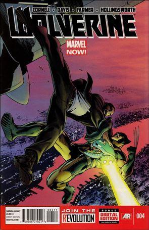 Wolverine (2013) 4-A