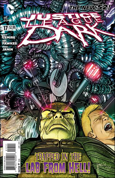Justice League Dark 17-A by DC