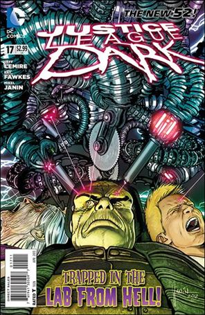 Justice League Dark 17-A