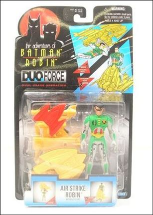 Adventures of Batman and Robin: Duo Force Robin (Air Strike)