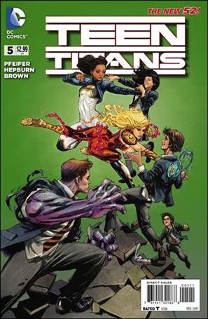 Teen Titans (2014) 5-A