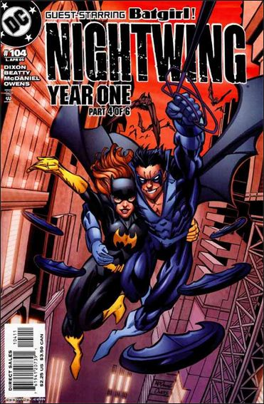 Nightwing (1996) 104-A by DC