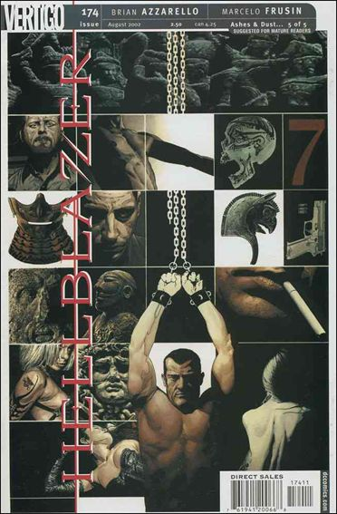 Hellblazer 174-A by Vertigo
