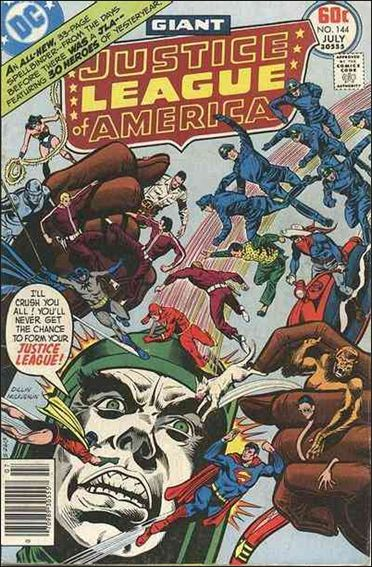 Justice League of America (1960) 144-A by DC
