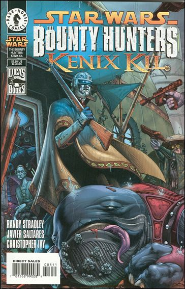 Star Wars - The Bounty Hunters:  Kenix Kil nn-A by Dark Horse