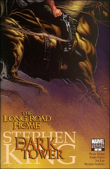 Dark Tower: The Long Road Home 2-B by Marvel