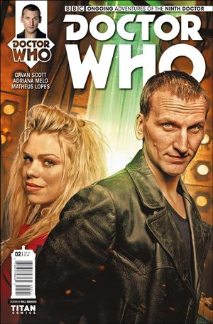 Doctor Who: The Ninth Doctor (2016) 2-B