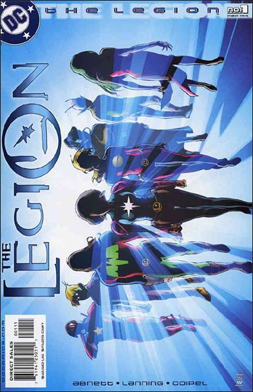 Legion (2001) 1-A by DC