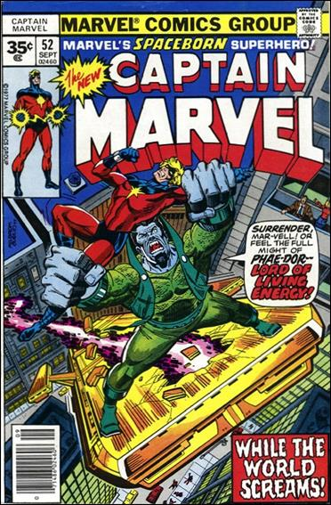 Captain Marvel (1968) 52-B by Marvel