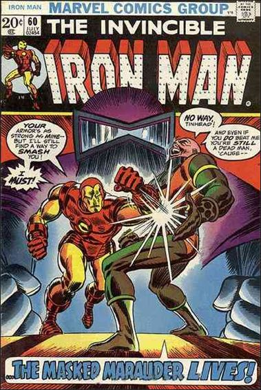 Iron Man (1968) 60-A by Marvel