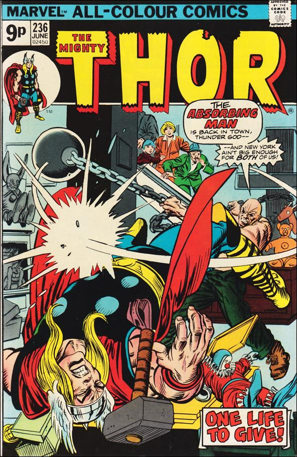 Thor (1966) 236-B by Marvel