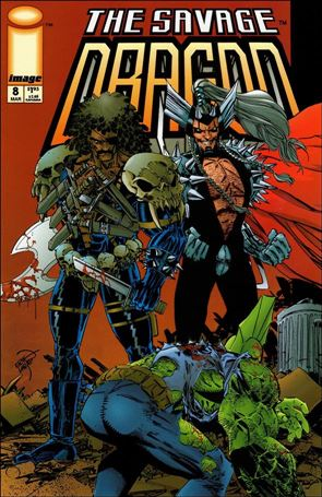 Savage Dragon (1993) 8-A