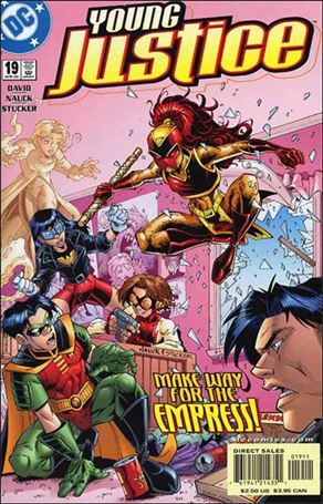 Young Justice (1998) 19-A