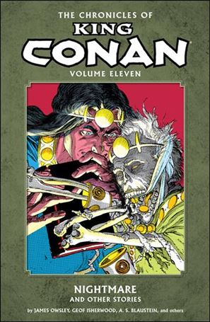 Chronicles of King Conan 11-A
