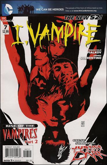 I, Vampire 7-A by DC