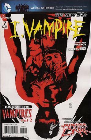 I, Vampire 7-A