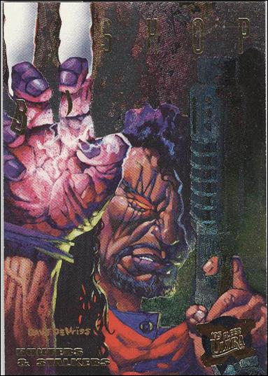 1995 Fleer Ultra X-Men (Hunters & Stalkers Subset) 5-C by Fleer