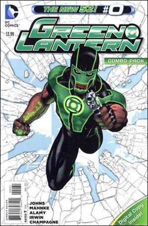 Green Lantern (2011) 0-B