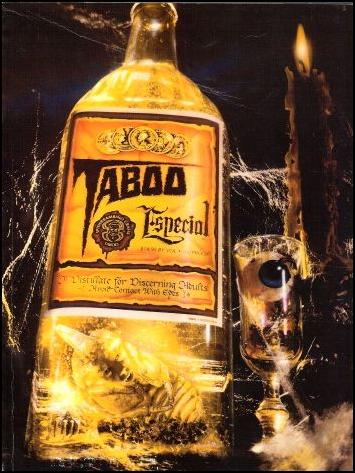 Taboo Especial nn-A by Spiderbaby