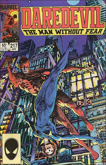 Daredevil (1964) 217-A by Marvel