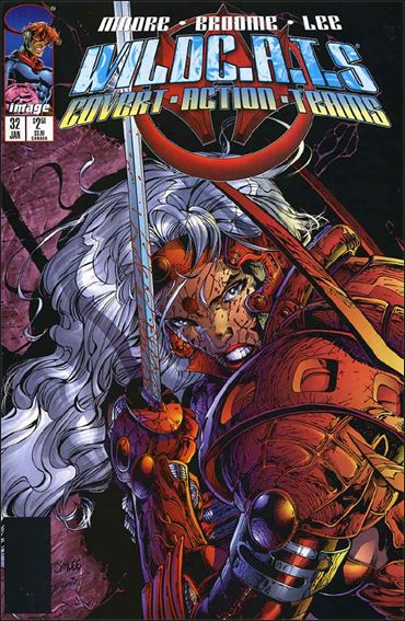 WildC.A.T.s: Covert Action Teams 32-A by Image