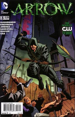 Arrow (2013) 3-A by DC