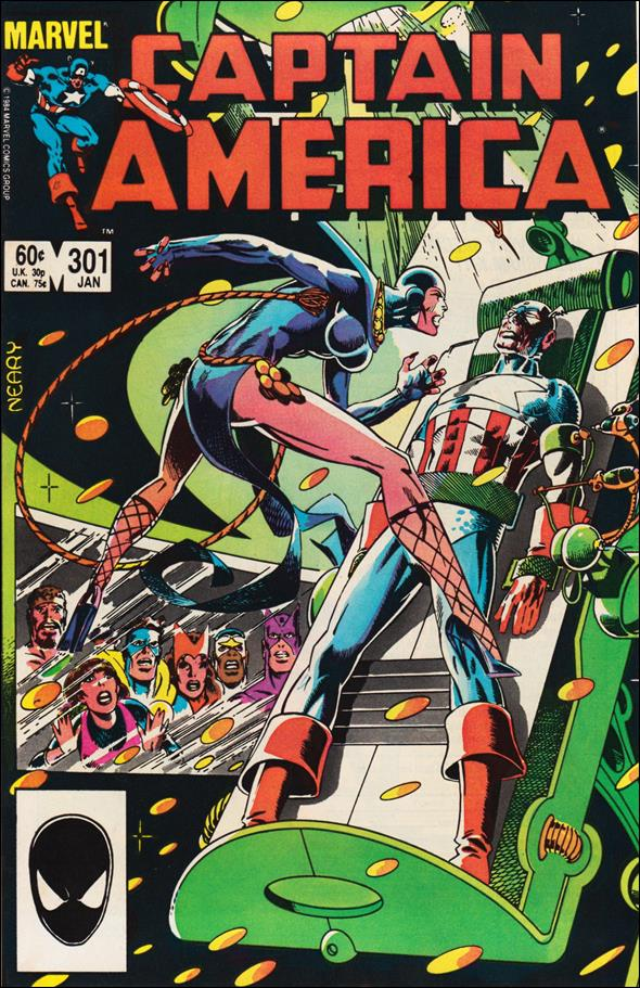 Captain America (1968) 301-A by Marvel