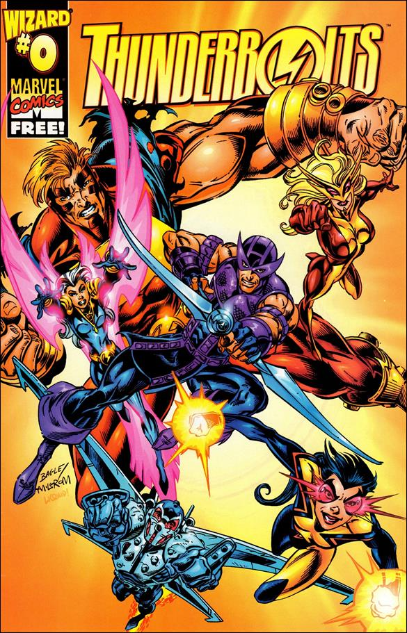 Thunderbolts (1997) 0-A by Marvel