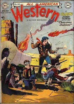 All-American Western 107-A