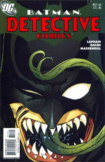 Detective Comics (1937) 811-A by DC