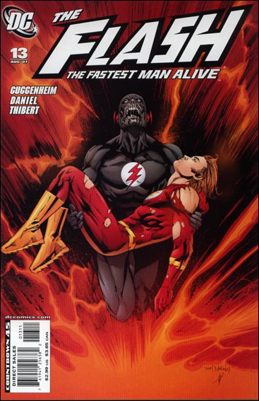 Flash: The Fastest Man Alive 13-B by DC