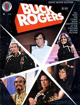 Buck Rogers, Giant Movie Edition  1-A