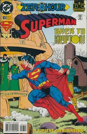 Superman (1987) 93-A