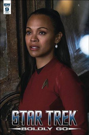 Star Trek: Boldly Go 9-C