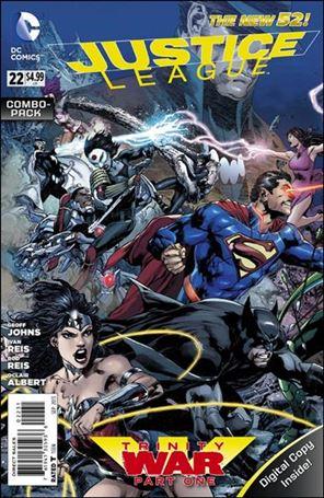 Justice League (2011) 22-C
